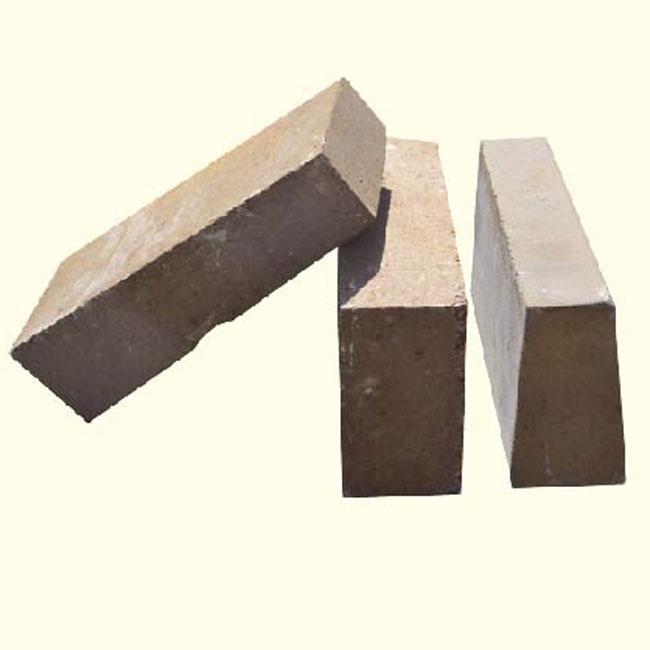 Sintered magnesia brick, magnesium aluminum spinel brick